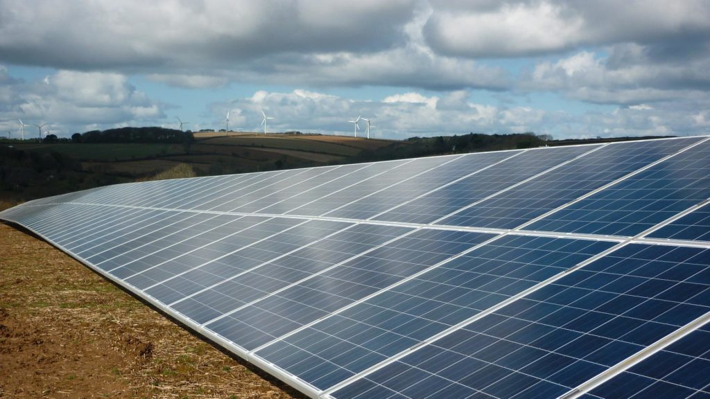 wind and solar energy